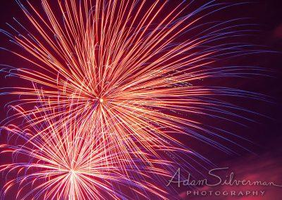 Vermont Fireworks 5