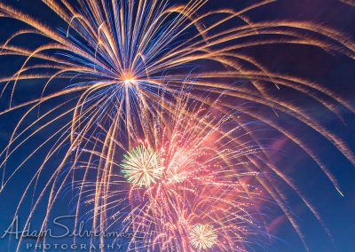 Vermont Fireworks 7