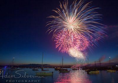 Vermont Fireworks 2