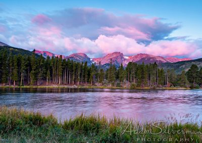 Colorado Sprague Lake Sunrise
