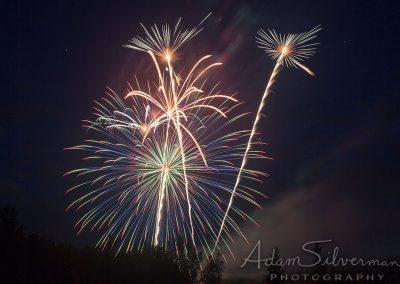 Vermont Fireworks 8