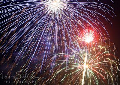 Vermont Fireworks 9