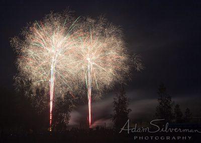Vermont Fireworks 3