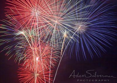 Vermont Fireworks 1
