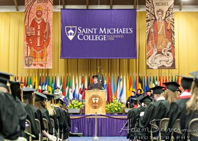 St. Michael's College graduation